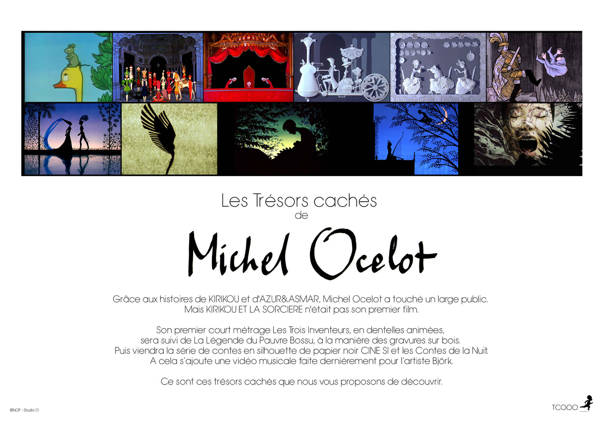The Hidden Treasures of Michel Ocelot